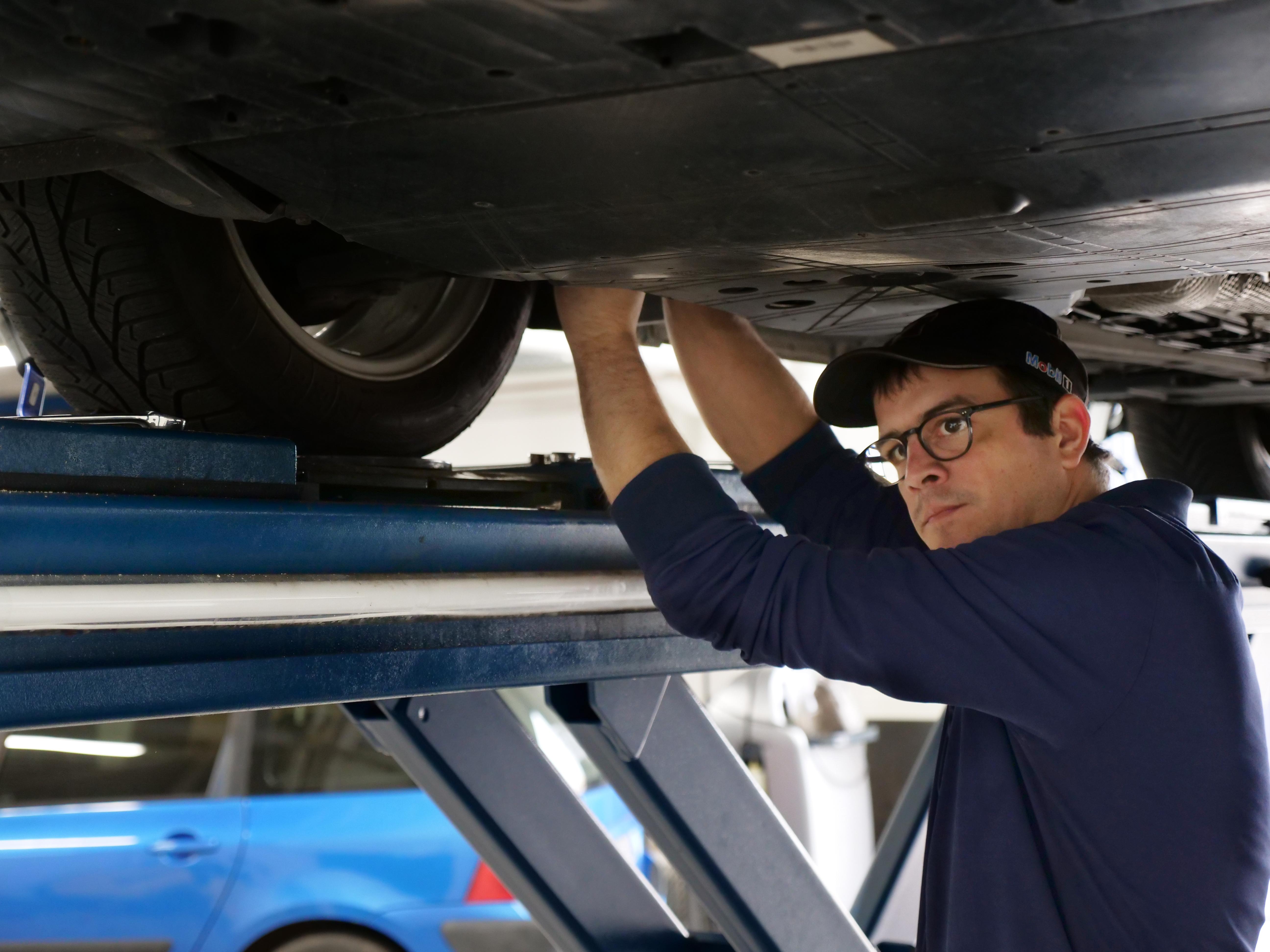 Les services du Garage Niess