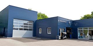 Garage Niess batiment