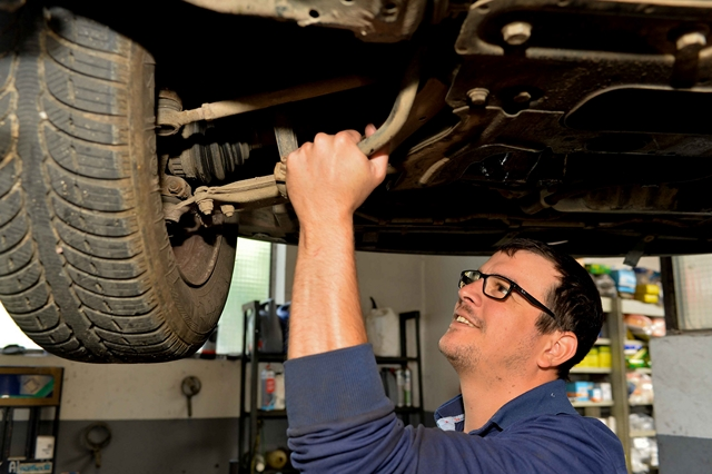 Les services du Garage Niess
