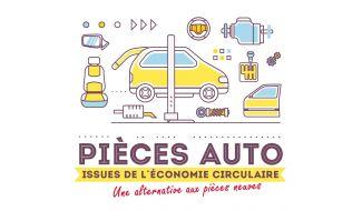 Pièces issues de l'économie circulaire (PIEC)